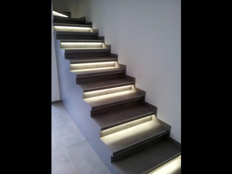 bandeau led escalier finest branchement allumage ruban led with bandeau led escalier ruban led. Black Bedroom Furniture Sets. Home Design Ideas